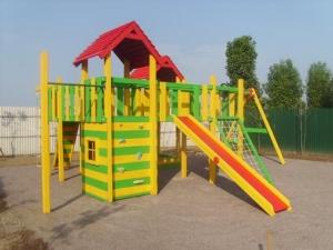 детские площадки