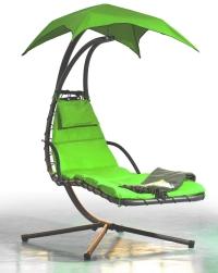 гамак-качели зеленый