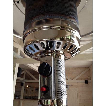 управление газового обогревателя